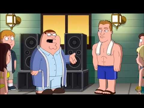 In the jungle meme Family Guy