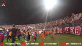 Great Atmosphere | After Match Borneo Fc vs Arema