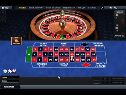 Рулетки казино с моментальным выводом