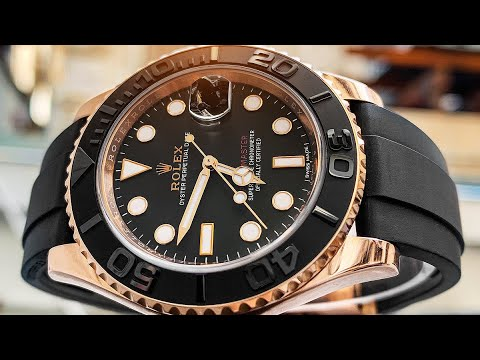 Rolex Yacht-Master 40 – Watch Review