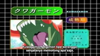 [Slayer-FMD]Digimon Adventure Episode 01 Subtitle Indonesia