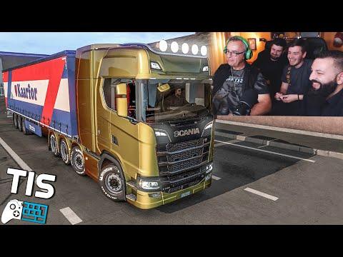 Πάμε Ήπειρο & Μακεδονία! - Euro Truck Simulator 2 |#21| TechItSerious
