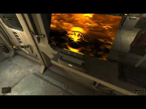 Deus Ex: Human Revolution - Director's Cut (Part 5.5) |