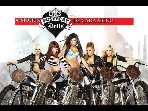 A música das Pussycat Dolls de cada signo (legendado)