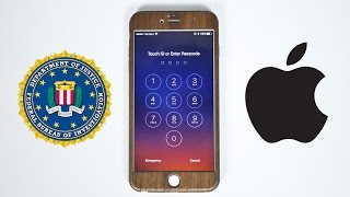 Apple VS FBI - Is Brute Forcing iOS 9 Passcode Possible?
