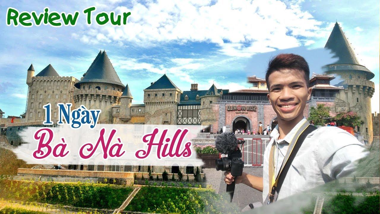Tour Bà Nà Hills 1 Ngày - SUN WORLD BA NA HILLS Đường Lên Tiên Cảnh