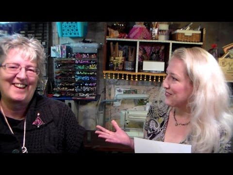 ask a crafter 12 {Lindsay & Lorraine}
