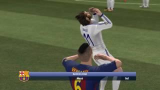 Real Madrid vs Barcelona [Dream League Soccer 2017]