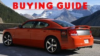 2006-2010 Used Dodge Charger SE, SXT, R/T, SRT8 Buying Guide - Should you buy this car?