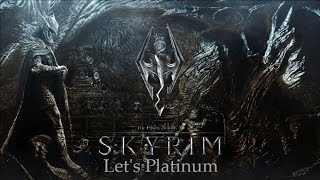 Let's Platinum | Skyrim Remastered (PS4) Your Time Has Come Alduin!