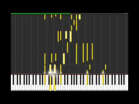 1812 Overture Full Score for Piano on Synthesia