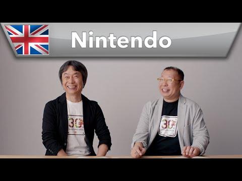 Super Mario Bros. 30th Anniversary - Special Interview