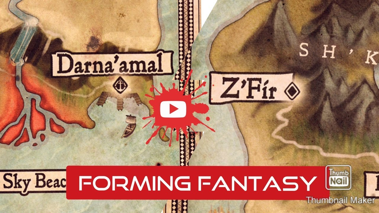 The Free Cities of Z'Fír and Darna'amal