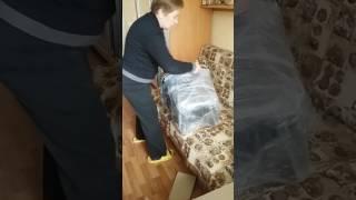 Распаковка тележки Keter Easy Go XL 62 л из Rozetka.com.ua