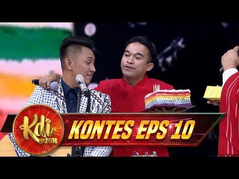 Kejutan Special Dari Anwar Dan Istri Untuk Joko - Kontes KDI Eps 10 (17/8)