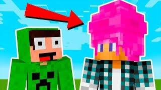 Minecraft: NOVO CABELO DO AUTHENTIC  !! - Aventuras Com Mods #68