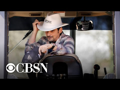 Bob Delmont - Brad Paisley and wife start a grocery store for Needy Families
