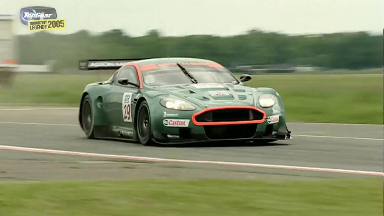 Aston Martin Dbr9 Top Gear Series 6 Bbc 1080p Upscaled 50 Fps Youtube