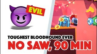 King of Thieves - Base 25 toughest bloodhound ever