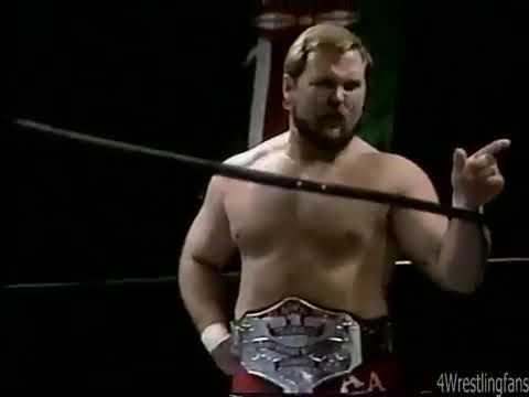 Manny Fernandez vs Arn Anderson (WCW TV Championship)