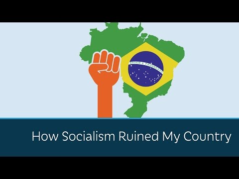 How Socialism Ruined My Country