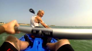 Stokes Bay - Wilderness Tarpon 130T Kayak