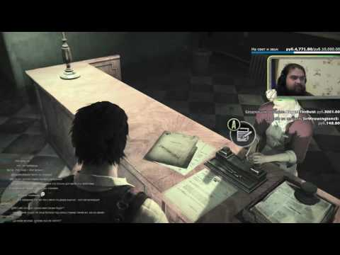The Evil Within - ZLVG-стрим (30.07.2016)