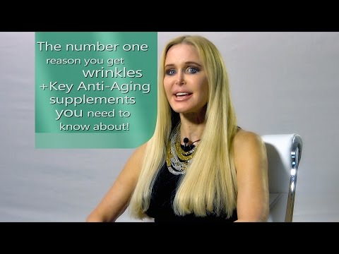SUPLEMENTS - KEY ANTI AGING YOU NEED TO KNOW ABOUT