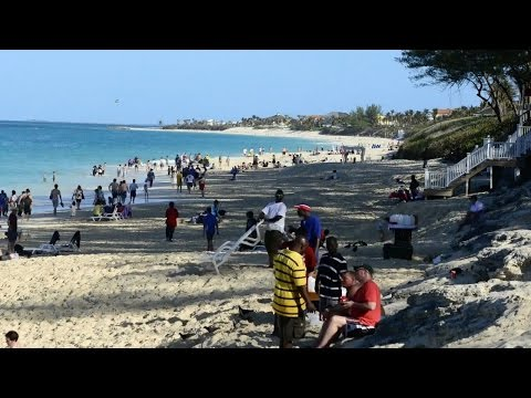 US Police Violence Prompts The Bahamas To Issue A Travel Warning