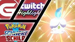 Stream-Highlight: Shiny Lichtel-Reaction nach 422 Eiern