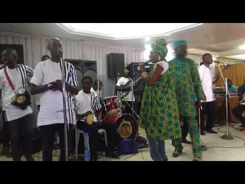 Download TITI ALAYO's Grand Performance LIVE UNCONSTRAINED
