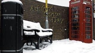 Ashford Snow Day