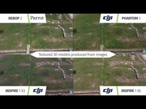 Pix4D - Archaeology with Consumer Drones