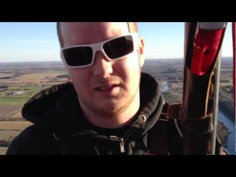 November 5, 2011 & Still Flying The Hot-air Balloon
