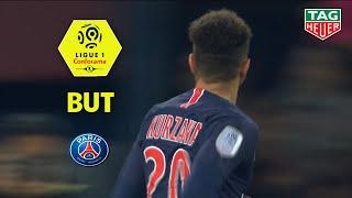 But Layvin KURZAWA (13') / Paris Saint-Germain - Montpellier Hérault SC (5-1)  (PARIS-MHSC)/ 2018-19