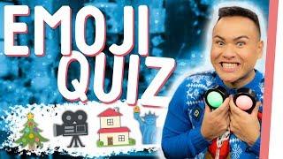 EMOJI Quiz in der CHRISTMAS Edition