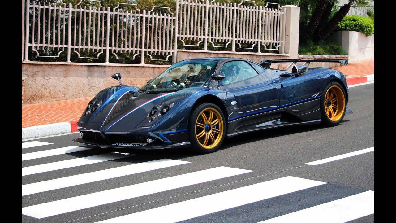 2011 pagani zonda tricolor - photo #21