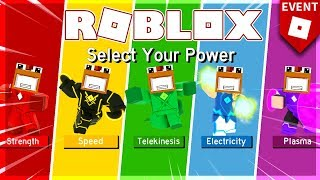 (Event) ROBLOX | THE CHICKENS OWN SUPERNATURAL POWERS TO RESCUE THE EARTH | Heroes of Robloxia