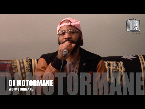 Dj Motormane talks Taylor Gang Volume 1 Album, being Wiz Khalifa's Uncle and future music projects
