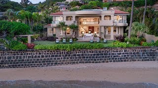 Diamond Head Luxury Beachfront Estate | 3215 Diamond Head Road, Honolulu, Hawaii 96816