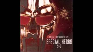 MF DOOM Special Herbs Vol 9 0 full album)