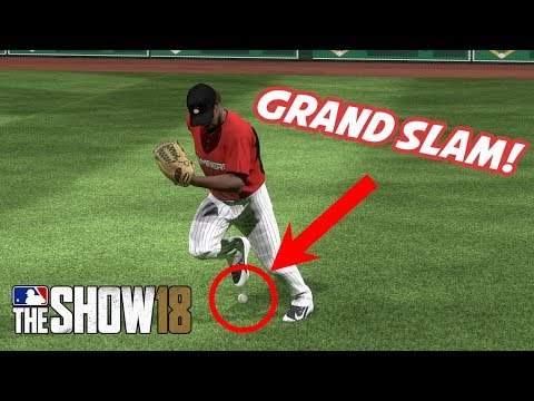 This Was a Grand Slam! First Loss in MLB 18 Ranked Seasons?