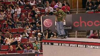 LG Action Sports World Champion Inline Street Complete Show