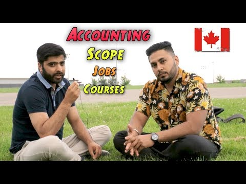 Scope Of Accounting | CPA In Canada