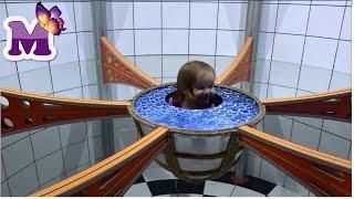 Лучшие Развлечения для детей и родителей Парк Чудес Галилео Музеи наук и Кидбург все серии подряд