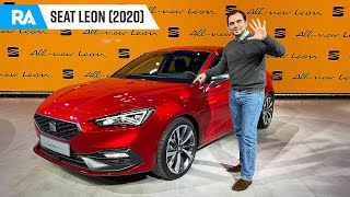 Novo SEAT Leon (2020). 5 COISAS que precisas de saber