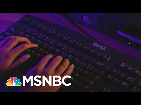 Cyber Security Official Says Russia Behind Hack on U.S Departments of Treasury, Commerce | MSNBC
