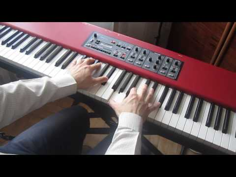 Coco Steel & Lovebomb  Yachts piano  & TUTORIAL