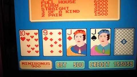 Poker ca la aparate american poker 2 7