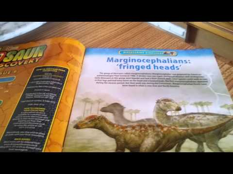 Amazing Dinosaur Discovery Issue 9